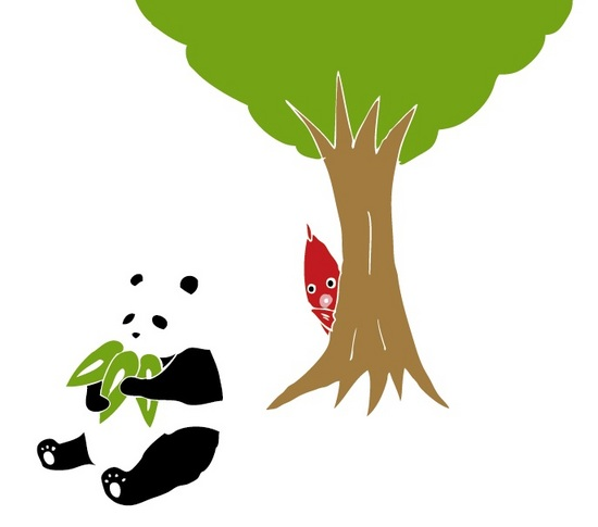 パンダと鯛.jpg